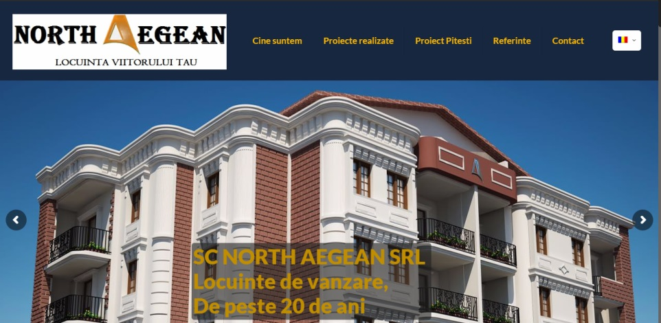 SC NORTH AEGEAN SRL