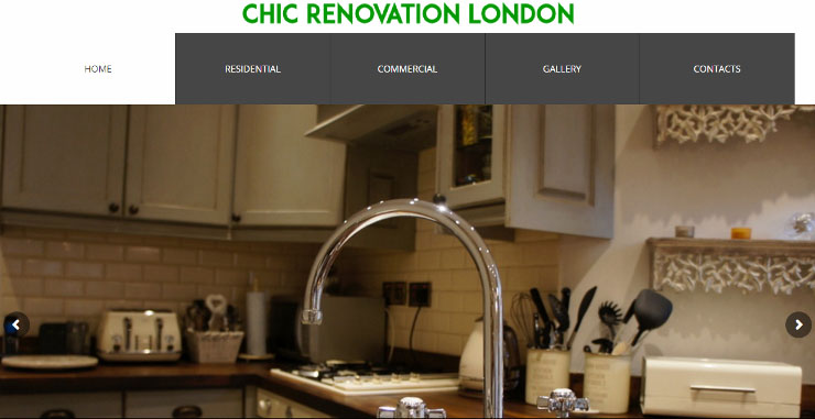 Chick Renovation London