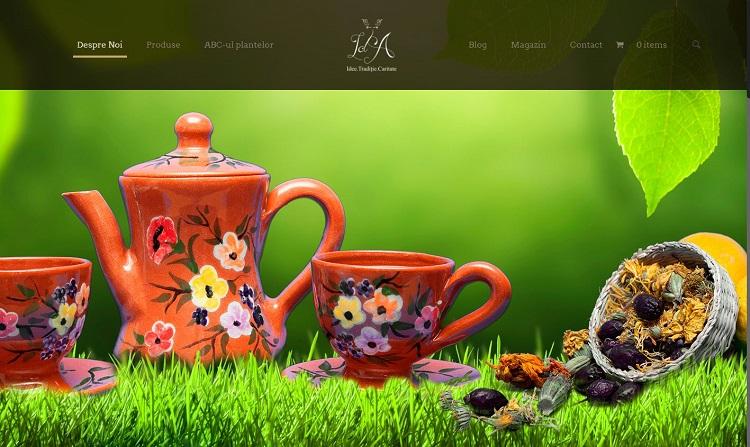 IDEO D'ARTIS SHOP, Magazin online de ceaiuri